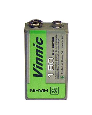 Batteri uppladdningsbart 6HR22