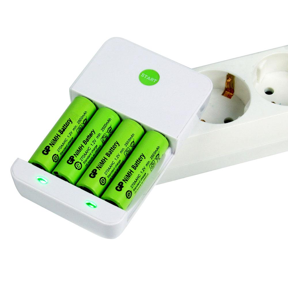 Batteriladdare kompakt