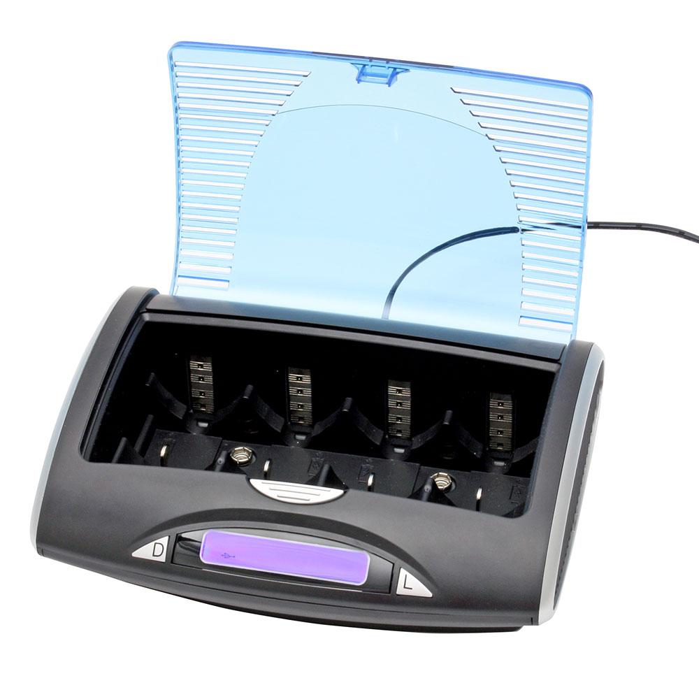 Batteriladdare automatisk