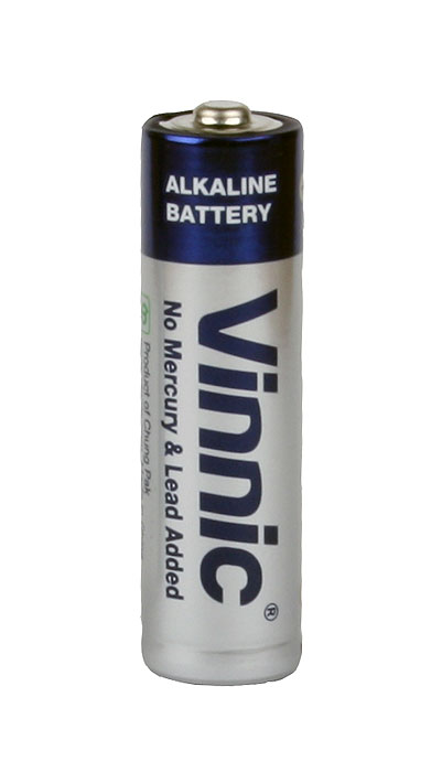 Batteri alkaliskt LR06/AA, fp 20 st