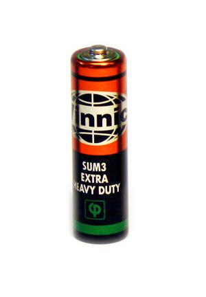 Batteri R06, fp 40 st