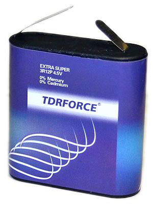Batteri 4,5 V, fp 12 st