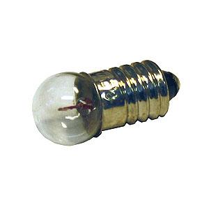 Glödlampa 2,5 V/0,3 A till Elektroniksats, fp 25 st
