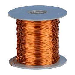 Lackad koppartråd 0,31 mm, fp 250 g