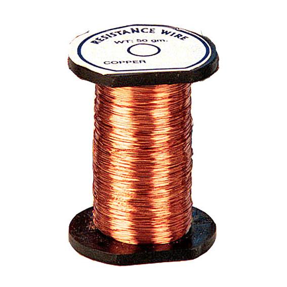 Koppartråd 0,4 mm