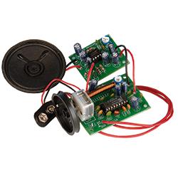 Byggsats Radio med förstärkare