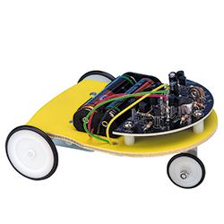 Byggsats Ljudstyrd bil