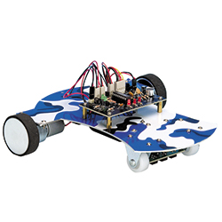 Byggsats Robotbil