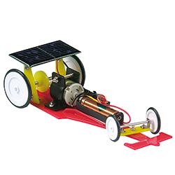 Byggsats Formel1 solcell