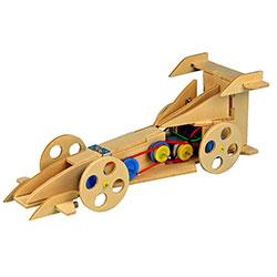 Byggsats Formel 1 trä