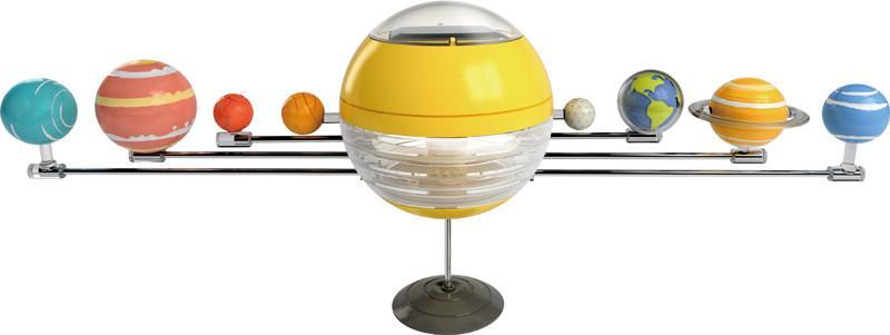 Byggsats Solsystemet