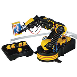 Byggsats Industrirobot