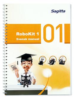 Arbetsbok RoboKit 1 svenska