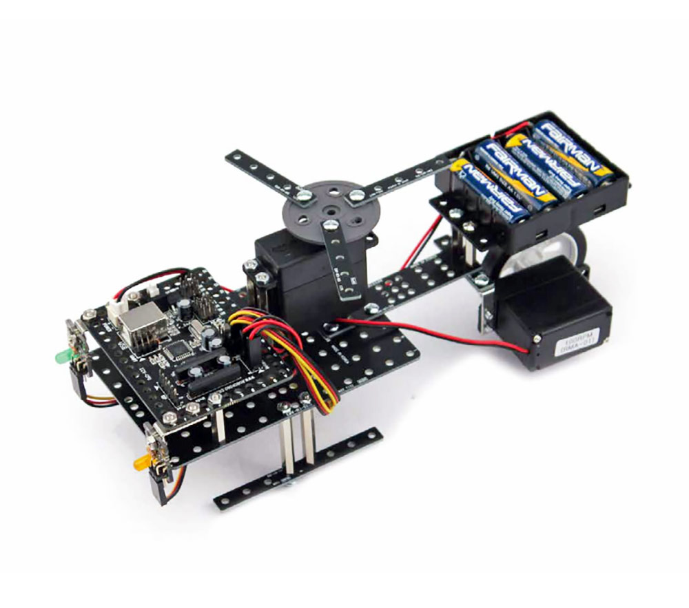 RoboKit 1, startpaket