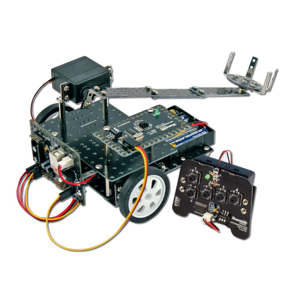 Byggsats RoboKit 2, uppgradering från 1 till 2