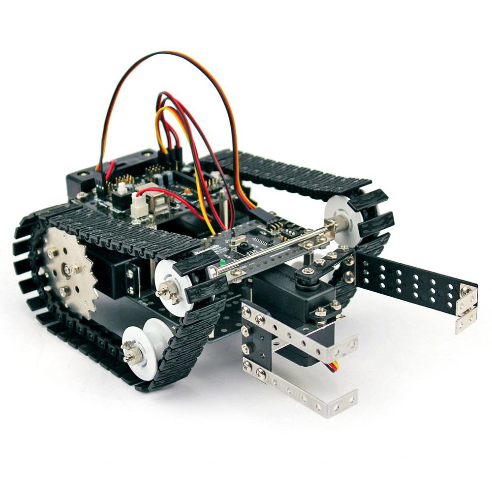 RoboKit 2, uppgradering från 1 till 2