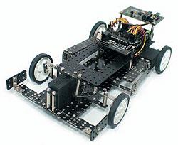 Byggsats RoboKit 3, uppgradering från 2 till 3