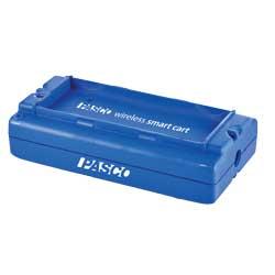 Smart dynamikvagn blå trådlös