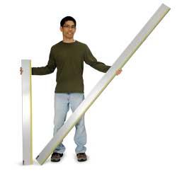 Dynamikbana aluminium 2,2 m