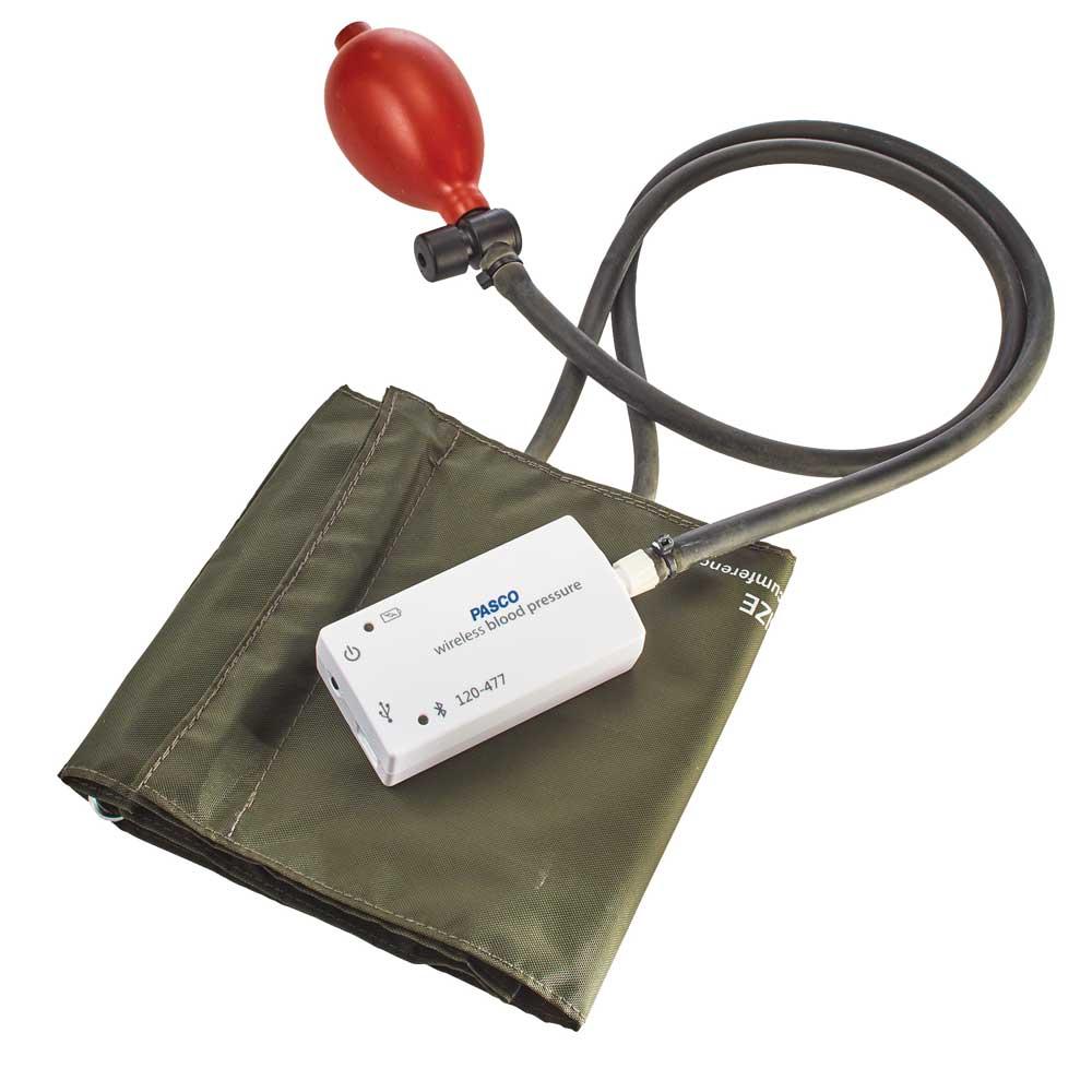 Blodtryckssensor trådlös