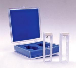 UV Transparent Quartz Cuvette