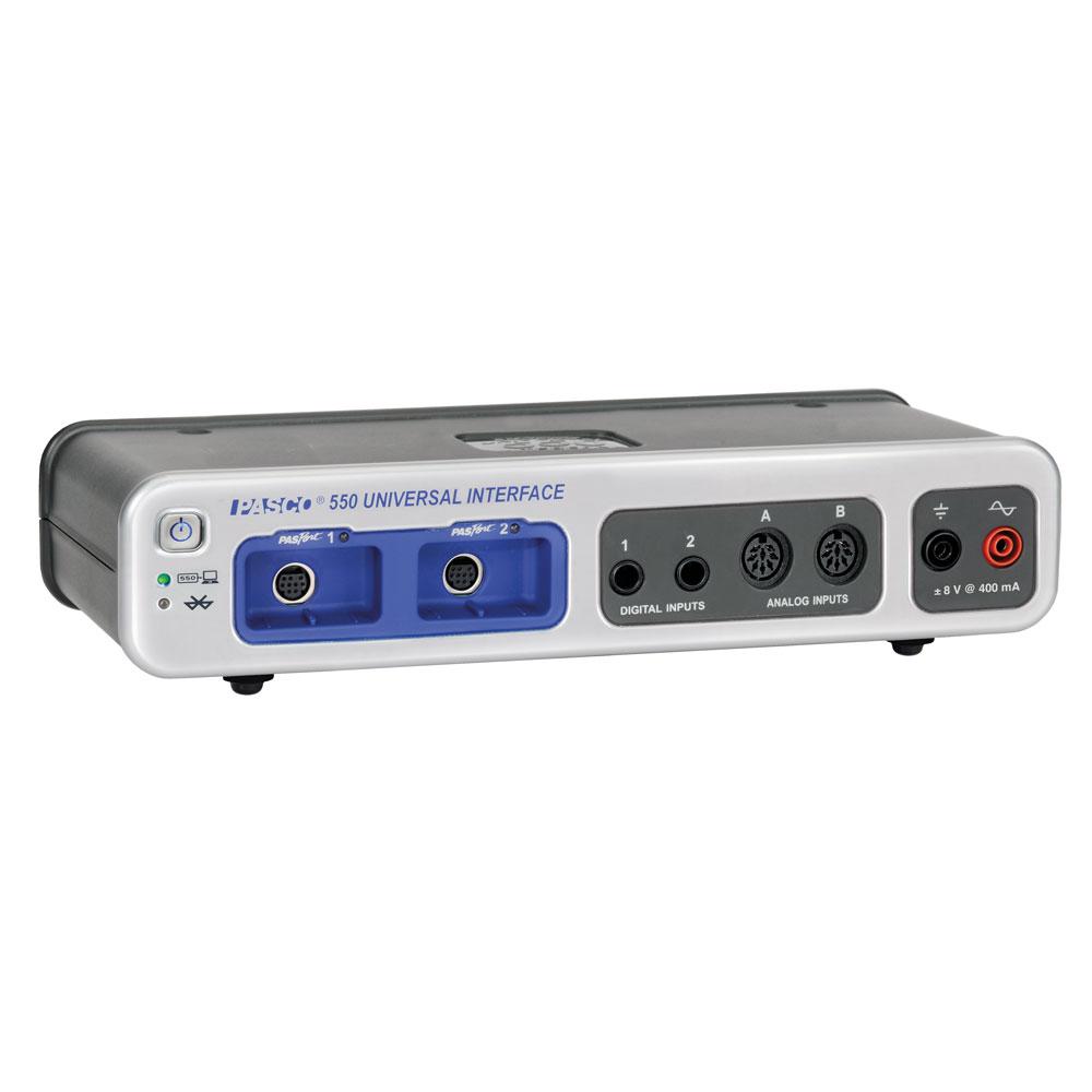 Interface 550
