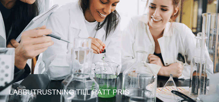 Labbutrustning till rätt pris