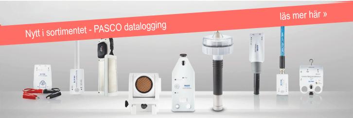PASCO datalogging
