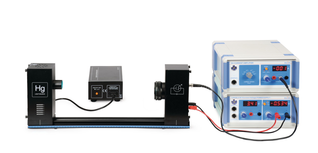 Photoelectric Effect System