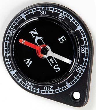 Liquid-Filled Compasses (5 Pack)
