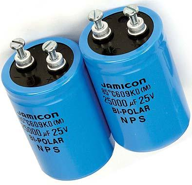 Capacitor (0.025 F, 2 Pack)