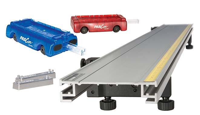 Basic PASCar/Metal Track 2.2m System