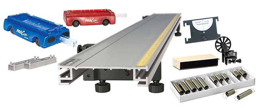 Standard PASCar/Metal Track 1.2m System