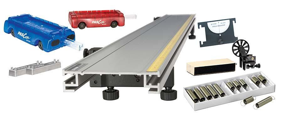 Standard PASCar/Metal Track 2.2m System
