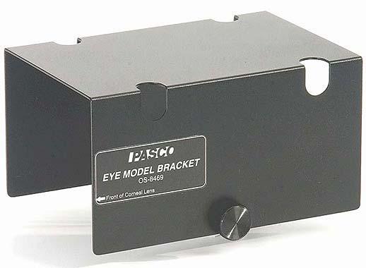 Optics Track Bracket, Eye Model
