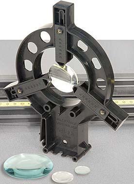 Adjustable Lens Holder