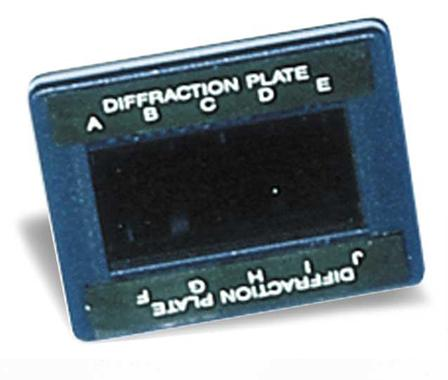 Diffraction Plate