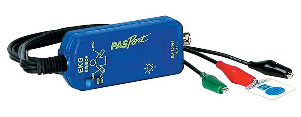 PASPORT EKG Sensor