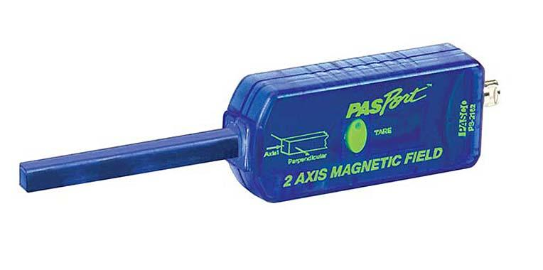 PASPORT 2-Axis Magnetic Field Sensor