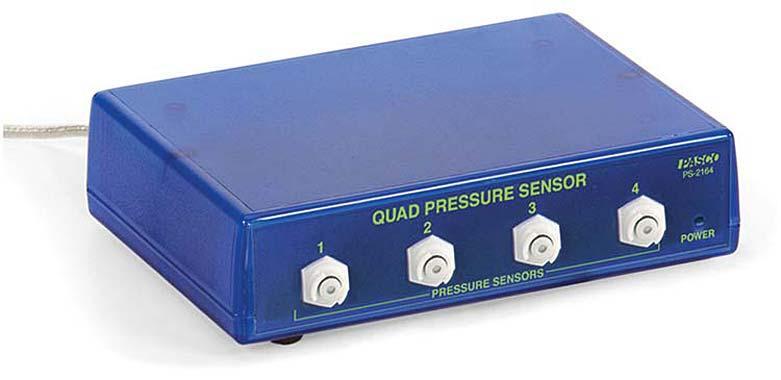 PASPORT Quad Pressure Sensor