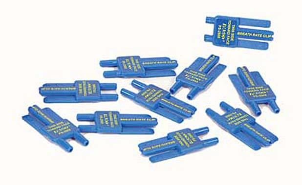 Breath Rate Sensor Replacement Clips (10 pack)