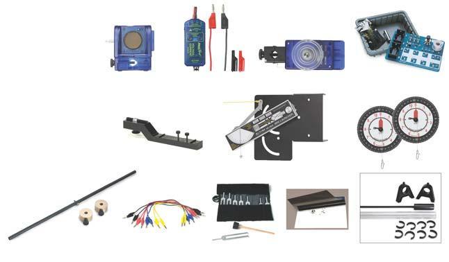 Advanced Physics through Inquiry 1, Expansion Kit