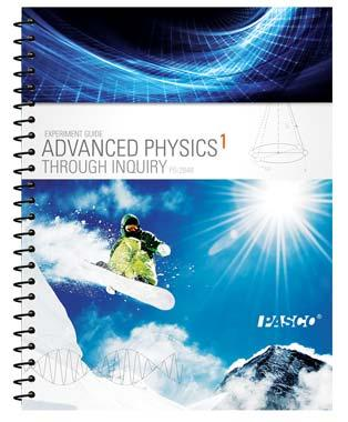 Advanced Physics through Inquiry 1