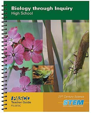 Biology Through Inquiry Teacher Guide