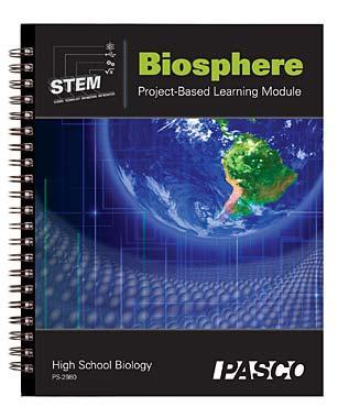 PASCO STEM Module: Biosphere