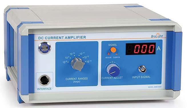 DC Current Amplifier