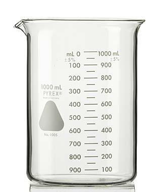 1000 ml Beaker (6 Pack)