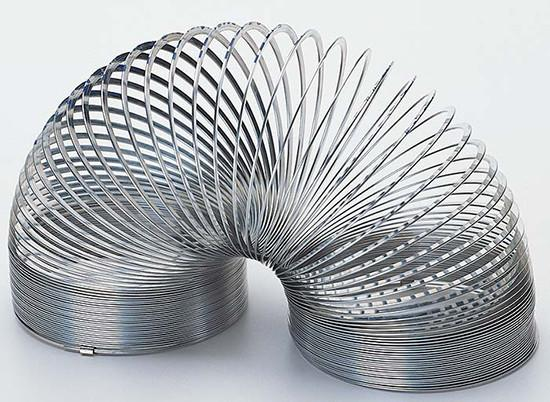 Double-Length Slinky