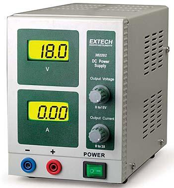 Power Supply (18 V DC, 3A)