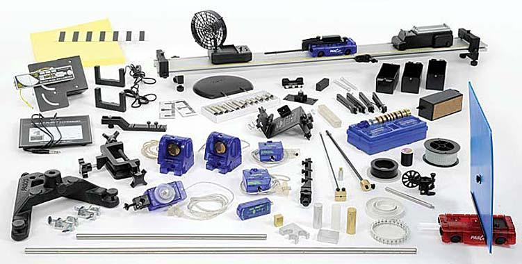 850 Comprehensive Mechanics System